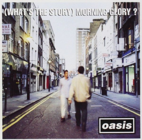 Oasis - (What's The Story) Morning Glory? (CD 1995) USED